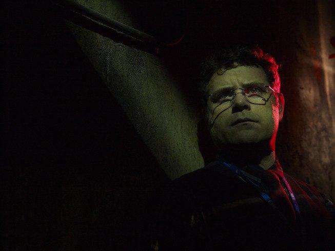 THE STRAIN -- Pictured: Sean Astin as Jim Kent. CR.  Frank Ockenfels/FX